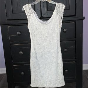 Flower Lacey dress
